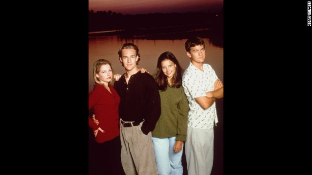 "In 1998, a quad of then-unknown teens stepped into roles that would come to define their lives. ""Dawson's Creek"" lasted for six seasons, but its popularity is still strong 10 years after the series finale. Need proof? Star James Van Der Beek's recent role on ""Don't Trust the B----"" <a href='http://www.cnn.com/2013/01/24/showbiz/tv/james-van-der-beek-apartment-23/index.html?iref=allsearch' target='_blank'>revolved around the fact that he's ""Beek from the Creek.""</a> Michelle Williams (left), Katie Holmes (third from left) and Joshua Jackson (right) haven't done too badly for themselves either."