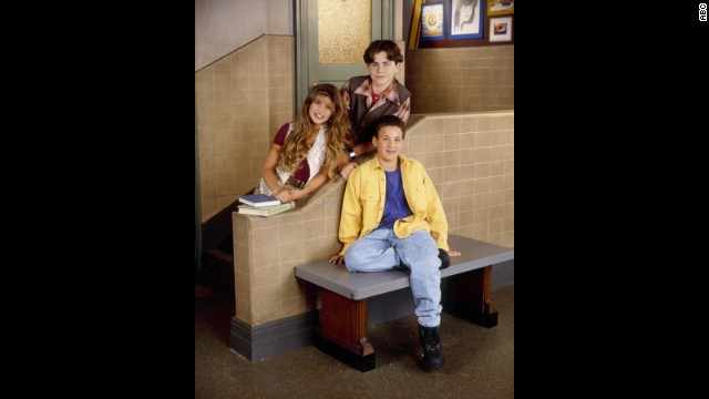 "Ben Savage (center) has done little else with his acting career outside of '90s family sitcom ""Boy Meets World,"" but he doesn't have to. The comedy, which also starred Danielle Fishel (left), Rider Strong (right) and William Daniels, is so beloved the residuals will probably pay for his retirement. But instead of resting on his laurels, Savage is helping introduce Cory Matthews to a new generation: <a href='http://marquee.blogs.cnn.com/2013/06/17/disney-orders-girl-meets-world/?iref=allsearch' target='_blank'>Disney's spinoff ""Girl Meets World,""</a> also starring Fishel, will premiere in 2014."