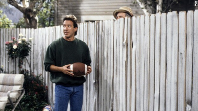 "In 1991, Tim Allen was introduced to broadcast TV viewers as Tim ""The Tool Man"" Taylor, a handy family man with three boys. The middle son, played by Jonathan Taylor Thomas, would become a swoon-worthy favorite. And then there was the odd neighbor named Wilson who peered over the fence."