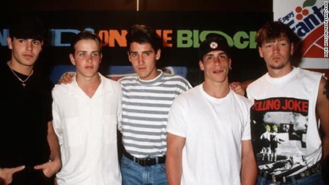"The boys -- and now men -- of New Kids on the Block have been ""Hangin' Tough"" for <i>years. </i>The recently revived NKOTB can still make fans weak out on tour, <a href='http://marquee.blogs.cnn.com/2013/05/28/overheard-98-degrees-tour-to-be-hot-tasty/?iref=allsearch' target='_blank'>which lately includes fellow '90s stars 98 Degrees and Boyz II Men. </a>"