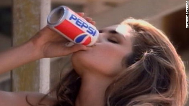 Before actresses and reality TV personalities became magazine cover stars, supermodels such as Cindy Crawford ran the show. Long before Britney Spears or Beyoncé landed lucrative endorsement deals with Pepsi, Crawford filmed the <a href='http://www.youtube.com/watch?v=B02DGmkqDDU' target='_blank'>still iconic commercial</a> in 1991.