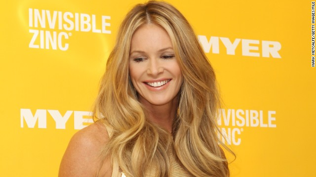 Fellow Aussie Elle Macpherson was one of the original supermodels from the 1980s who helped herald a new era of model-turned-mogul. Today, the 49-year-old has endorsement deals with Revlon and her own line of lingerie and beauty products.