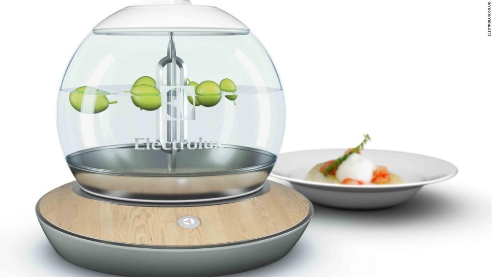 As ser n las casas del futuro cnn for Cocina molecular definicion