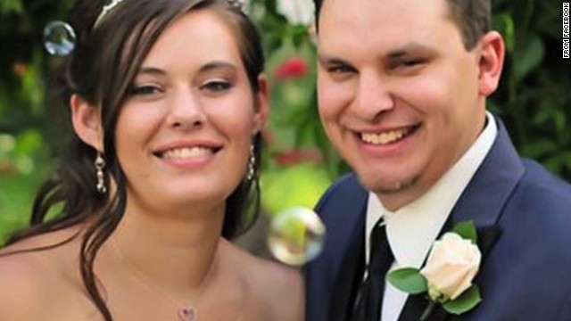Bride cops to pushing husband off cliff