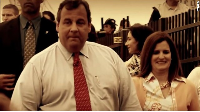 Christie releases first ad, spends $1.5 million