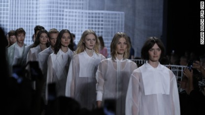 New York Fashion Week runway rundown
