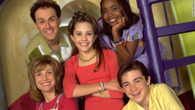 "Before <a href='http://www.cnn.com/2013/07/23/showbiz/amanda-bynes-hospital/index.html'>suffering from some well-publicized personal problems,</a> Amanda Bynes, center, used the success of Nickelodeon's ""All That"" to land a starring gig on ""The Amanda Show."""