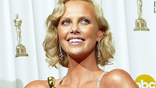 "Theron received the Best Actress Award at the 2004 Oscars for her turn in ""Monster."" She also picked up a Golden Globe and a BAFTA award for the role."