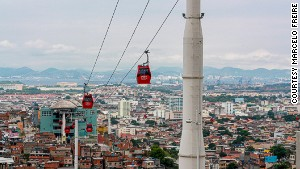 Can gondolas cut city traffic?