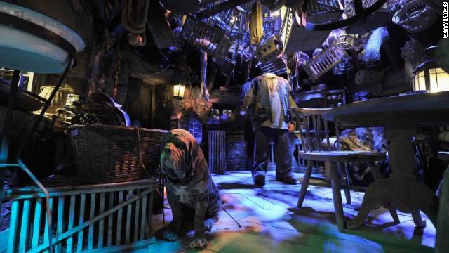 Un recorrido por el set de Harry Potter