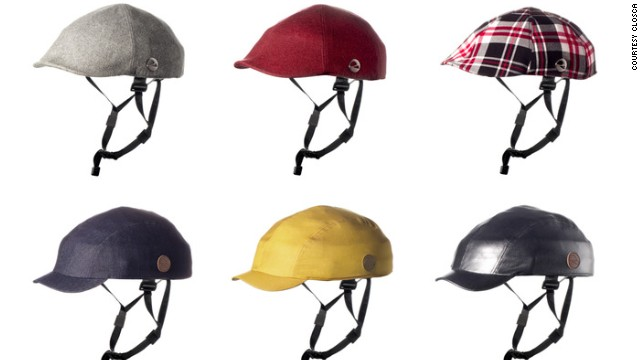 Jockey caps, what jockey caps? A similar concept but this time by <a href='http://www.closca.co/' target='_blank'>Closca</a>, these foldable cycle helmets come in an array of different fabrics so you can keep it chic in the cycle lane.