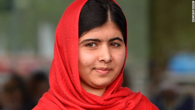 Malala Yousafzai, the 16-year-old Pakistani advocate for girls education who was shot in 2012, is still a Taliban target.