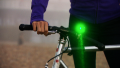 Could lasers save cyclists' lives?