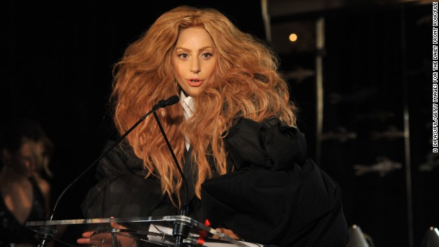 Don't confuse Lady Gaga with Stefani Germanotta