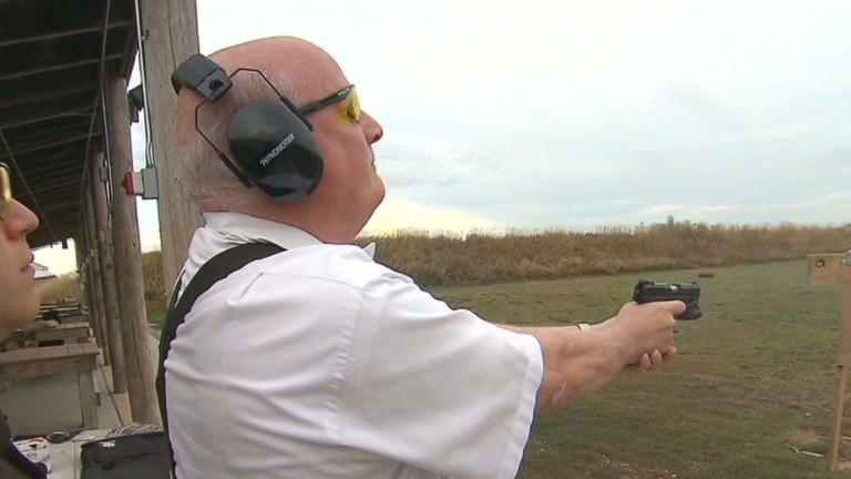Iowa Sheriff Blind People Can Use Guns Safely Cnn Com Video