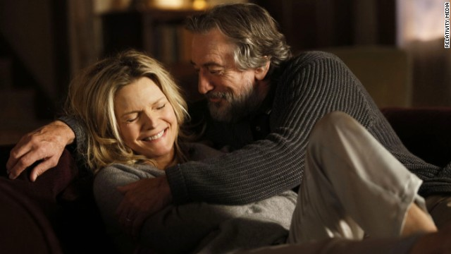 Michelle Pfeiffer star as Belle Blake and Robert De Niro stars as Fred Blake/Giovanni Manzoni in