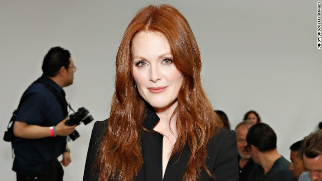 Julianne Moore joins 'Hunger Games' franchise