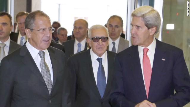 Acuerdo en las conversaciones de paz sobre Siria