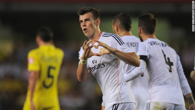 Gareth Bale (Real Madrid & Wales) CNN rating: Longshot The world's most expensive player enjoyed the best season of his career so far with Tottenham Hotspur, prompting a money-spinning move to Real Madrid. The Welshman will likely miss out, however, having not played in Europe's top club competition last season.