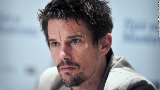 Ethan, the third most-popular name for boys in 2012, has been among the top 10 names for boys since 2002, when it jumped from No. 17 to No. 5. Actor Ethan Hawke is among those who keep the name famous.