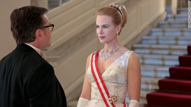 Nicole Kidman as Grace Kelly and more news to note