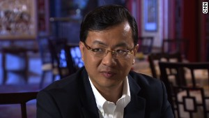 David Wei, who appears in this months\' episode of \