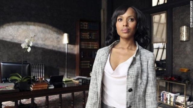 """Scandal"" has brought Kerry Washington tons of recognition, including an Emmy nomination this year for outstanding lead actress in a drama. She has built her career steadily in TV and films such as ..."