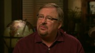 Rick Warren: Matthew afraid of pain, not death