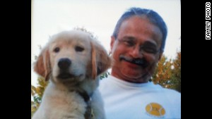 Vishnu Shalchendia Pandit, 61, of North Potomac, Maryland