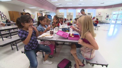 School lunches face tough taste test