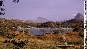 OK, it isn\'t as tall as Ben Nevis -- Scotland\'s highest peak -- but don\'t take little Mt. Suilven lightly.