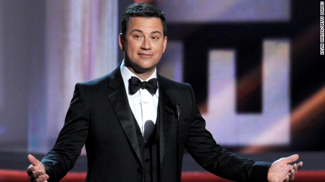 "Is it possible to be the best AND the worst? When Jimmy Kimmel hosted the 64th Annual Primetime Emmy Awards in 2012, he either<a href='http://www.huffingtonpost.com/maureen-ryan/emmys-2012-broadcast_b_1908276.html' target='_blank'> ""made the Emmys telecast much less of a chore than it could have been""</a> or <a href='http://popwatch.ew.com/2012/09/24/emmys-2012-jimmy-kimmel/' target='_blank'>received either a C,D,or F grade.</a> There's just no pleasing everyone."