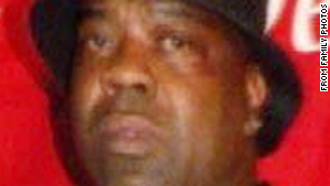 Arthur Daniels, 51, of Southeast Washington, D.C.