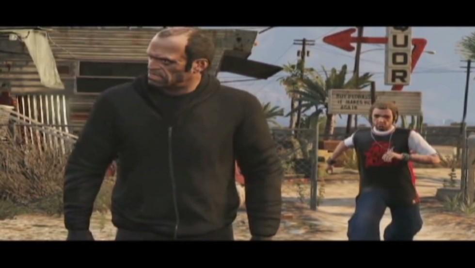 Violencia Sexo Y Lenguaje Soez Grand Theft Auto V Repite Su