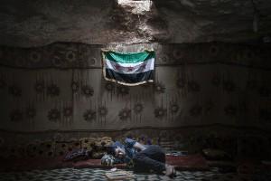 La guerra civil de Siria en imágenes
