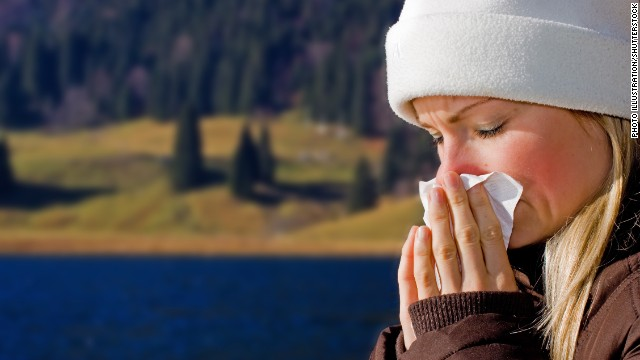 10 worst cities for fall allergies