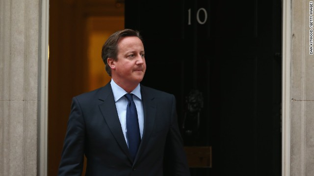 British Prime Minister David Cameron has weighed into the debate surrounding the use of the word 'yid'.