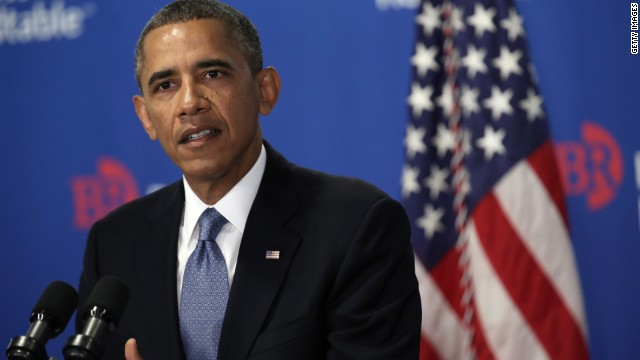 Obama: Congress focused on politics, not the middle class