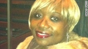 Sylvia Frasier, 53, of Waldorf, Maryland.