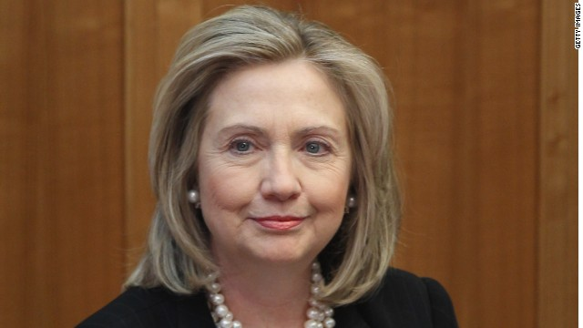 Clinton says she'll decide about 2016 next year