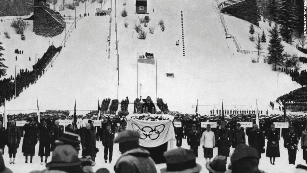 700f3f60f740 Sochi 2014  A brief history of the Winter Olympics - CNN.com