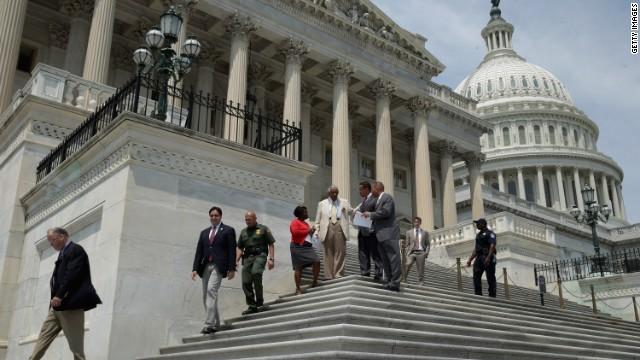 Breaking: Senate Democrats pass spending bill, standoff with House GOP continues