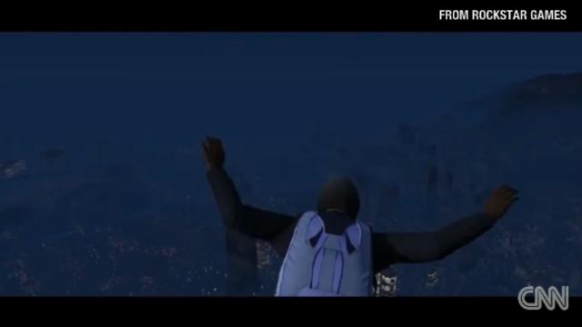 Grand Theft Auto V ya está aquí
