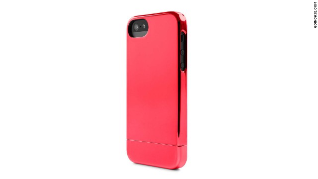 <a href='http://goincase.com/shop/incase-chrome-slider-case-for-iphone-5' target='_blank'>Incase Chrome Slider Case</a> metallic cases are an option for those who want a new gold iPhone, but don't want to pay big bucks.