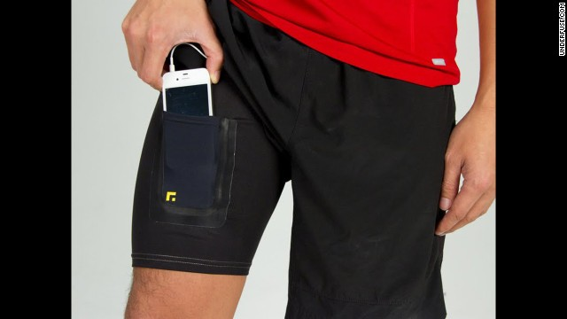 These iron-on cases by <a href='http://www.underfuse.com/?utm_source=Brit&utm_medium=Post&utm_campaign=iPhoneWallets' target='_blank'>Underfuse</a> were made to attach to workout clothes so that you can run and cycle with two free hands.