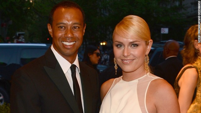 Vonn's attempted return to competitive skiing has come under heightened scrutiny because of her relationship with the world's No.1 ranked golfer Tiger Woods.