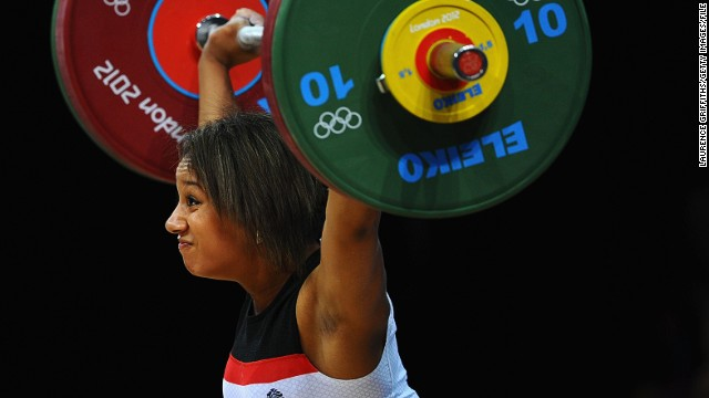"British weightlifter Zoe Smith was also taunted online, but fought back against her abusers. ""An athlete really needs to focus on their competition and that means cutting out anything that could jeopardize this,"" says Miah. ""This is what they've trained all of their life for and nothing should affect that."""