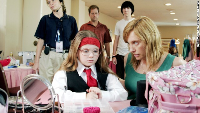"In the hit movie sensation ""Little Miss Sunshine,"" actress Abigail Breslin plays a young pageant hopeful who goes on a road trip across the country to compete in the finals, traveling alongside her wacky family including her mother, played by actress Toni Collette."
