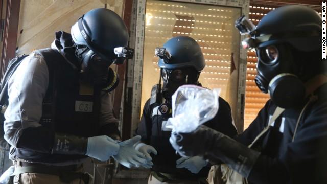 Premio Nobel de Paz para la Organización contra el Desarme Químico
