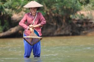 Región norte de Laos